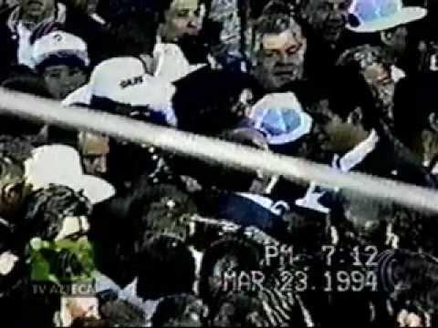 Asesinato de Luis Donaldo Colosio - 28/Marzo/1994  - 03/07
