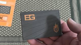 Gerber Bear Grylls Card Tool