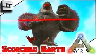 getlinkyoutube.com-MODDED ARK: Scorched Earth - SAVAGE MEGAPITHECUS! E15 ( Ark Survival Evolved Gameplay )