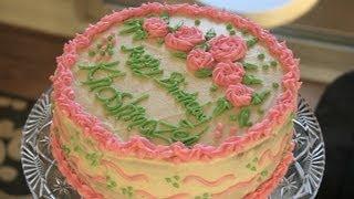 getlinkyoutube.com-کیک وانیلی Vanilla Cake