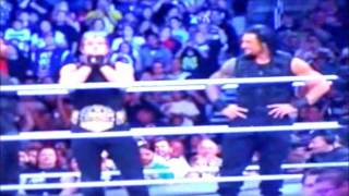 getlinkyoutube.com-Dean Ambrose and Roman Reigns cute moments tribute