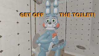 [FNAF SFM] Getting Mad - Bathroom