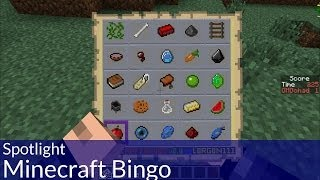 getlinkyoutube.com-Spotlight: Minecraft Bingo
