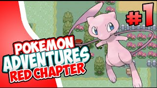 getlinkyoutube.com-Pokemon Adventures: I Saw a Mew!! PART 1 - oh Nickel