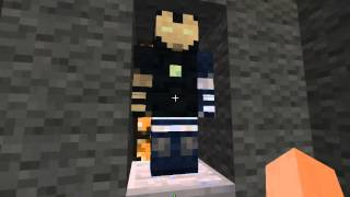 getlinkyoutube.com-Minecraft-Iron Man 3 casa e todas as armaduras