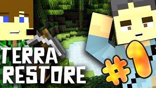 getlinkyoutube.com-Minecraft Terra Restore con St3pny E1 - CHE RAZZA DI FIGATA!