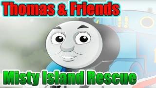 getlinkyoutube.com-Thomas & Friends Misty Island Rescue