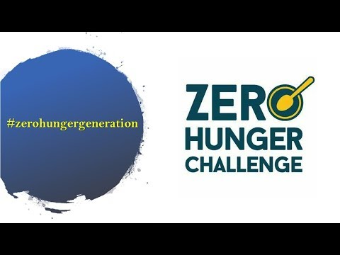 United World Project by Focolare Movement: Zero Hunger by 2030