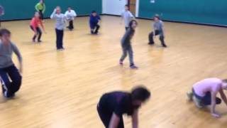 getlinkyoutube.com-Physical Education Warm-Up Exercises