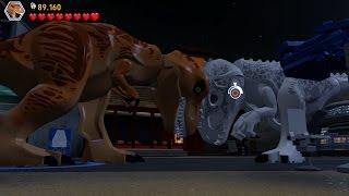getlinkyoutube.com-LEGO JURASSIC WORLD - FIN!
