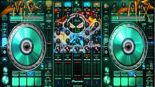 getlinkyoutube.com-Nuevo Skins 2015  Virtual dj 8  Club mix