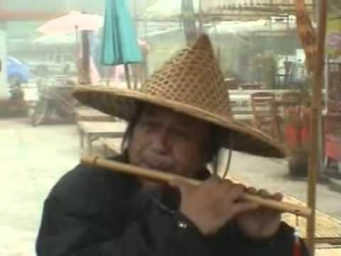 บรรเลงขลุ่ยผิวเพลงโปรดเถิดดวงใจโดยอาจารย์สมศักดิ์ เกตุเพชร