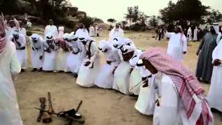 getlinkyoutube.com-Arab Saudi Dance (shehri tribe)