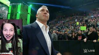 WWE Raw 2/22/16 Shane McMahon Returns
