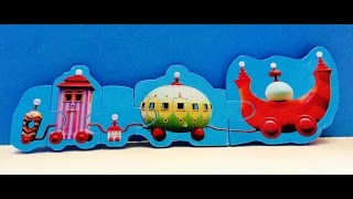 getlinkyoutube.com-In The Night Garden Magazine Ninky Nonk Toy