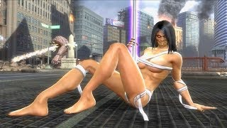Mortal Kombat IX Mileena Rag Bikini Performs All Character Victory Celebrations (Costume 3) PC 60FPS