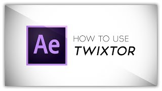 getlinkyoutube.com-After Effects Tutorials #1: How to use Twixtor
