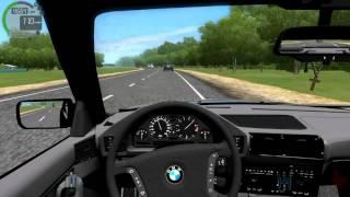 getlinkyoutube.com-City Car Driving - BMW 525i E34 + Download link!