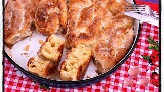 getlinkyoutube.com-Rupičasta pita sa sirom - Homemade Pie with Cheese