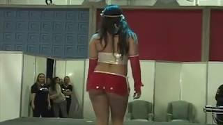 getlinkyoutube.com-Sedução Sexy - Desfile de Lingerie [Fantasias] Hot Fair - Rio de Janeiro