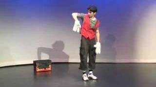 getlinkyoutube.com-Andrew Vinokurov as the Mime