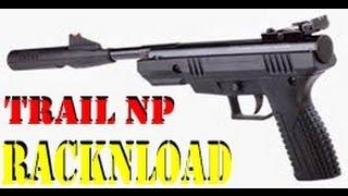 getlinkyoutube.com-BENJAMIN TRAIL NP AIR PISTOL **FULL REVIEW** by RACKNLOAD