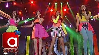 getlinkyoutube.com-Kathryn, Julia, Liza, Janella charm on ASAP stage