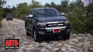 getlinkyoutube.com-TestDrive New Ford Ranger 2015