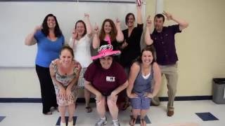 Bay Shore Middle School Lip Dub 2016 #JTCBSRadio