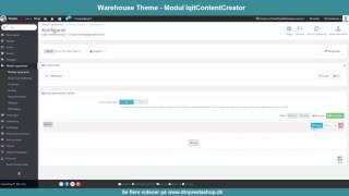 getlinkyoutube.com-IqitContentCreator modul i Warehouse