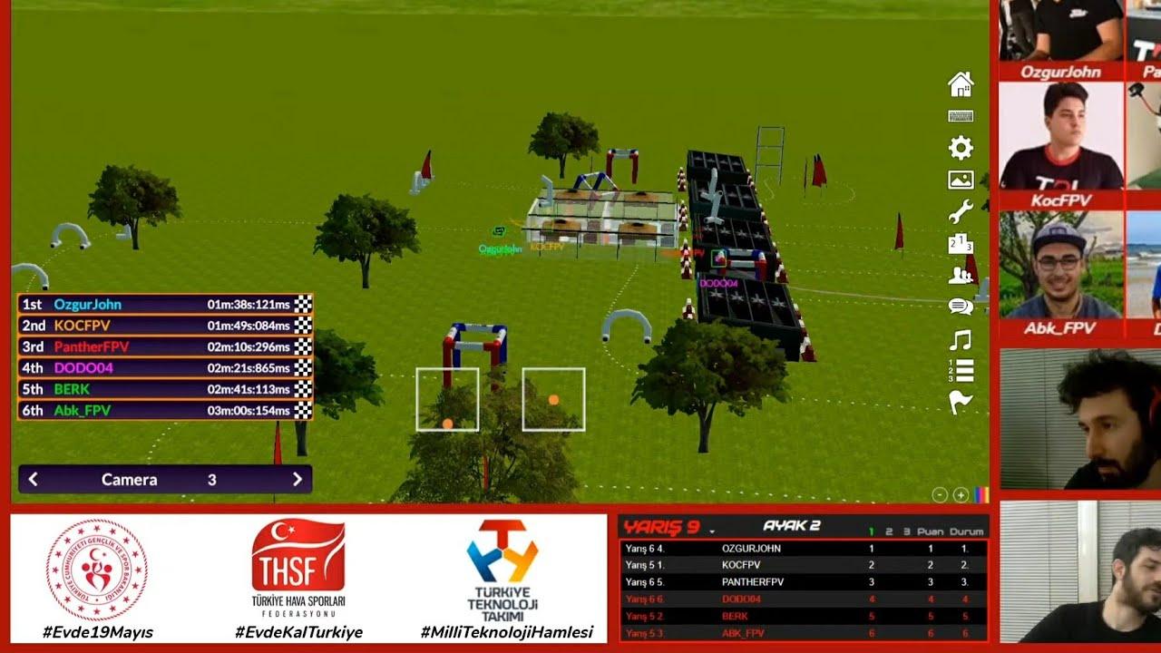 Türkiye Online Drone Gençlik Kupası