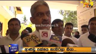 Decisions directly to the Speaker must be strengthened - Sarath Fonseka