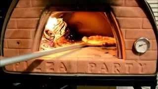 getlinkyoutube.com-Recipe for Wood Fired Pizza Oven! PIZZA - ITALIAN FOOD ITALIAN PIZZA OVEN special M.Currò