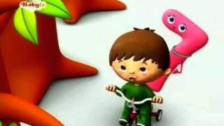 getlinkyoutube.com-Charlie And The Numbers Baby Tv Part 07 Of 10 English Version Full Episode Of Number Seven 07