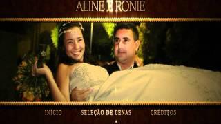 getlinkyoutube.com-Menu Principal - DVD Casamento Aline e Ronie