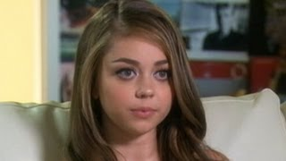 getlinkyoutube.com-'Modern Family' Star's Health Struggle: Sarah Hyland Reveals Kidney Disease, Received Transplant