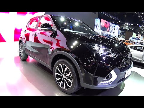 All new 2016, 2017 MG GS Chinese SUV