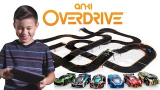 getlinkyoutube.com-ANKI OVERDRIVE! It's Race Time!