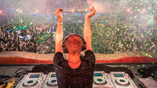 Armin van Buuren live at Tomorrowland 2018