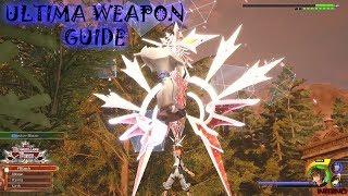 Kingdom Hearts 3 - Ultima Weapon Full Guide