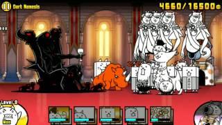 getlinkyoutube.com-The Battle Cats - Dark Nemesis