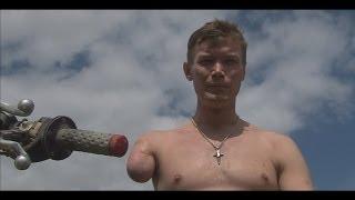 getlinkyoutube.com-The Fastest One Armed Motocrosser in the World ?