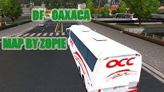 getlinkyoutube.com-Map Mexico By zopie|DF-Oaxaca|Occ|Euro Truck simulator 2