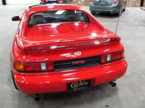 1993 toyota mr2 problems online manuals and repair for Crown motors holland michigan