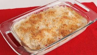 getlinkyoutube.com-Chicken Cordon Bleu Casserole Recipe - Laura Vitale - Laura in the Kitchen Episode 1013