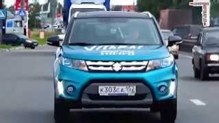 getlinkyoutube.com-Новая Suzuki Vitara 2015: загородный тест-драйв