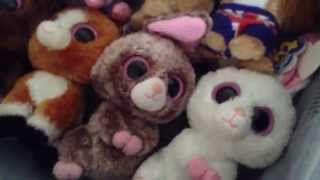 getlinkyoutube.com-My MEGA BEANIE BOO COLLECTION! (119 BOOS!!!!)
