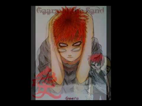 Tribute to Gaara o: