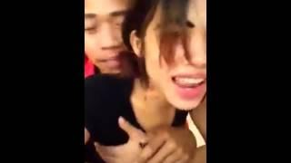 getlinkyoutube.com-the girl kompomg kikilo with boyfriend