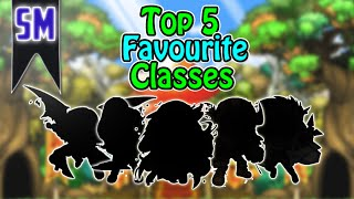 getlinkyoutube.com-MapleStory: My Top 5 Favourite Classes! [2016]